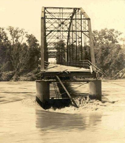 Columbus Has Had Two Great Floods In Its History 1913 And