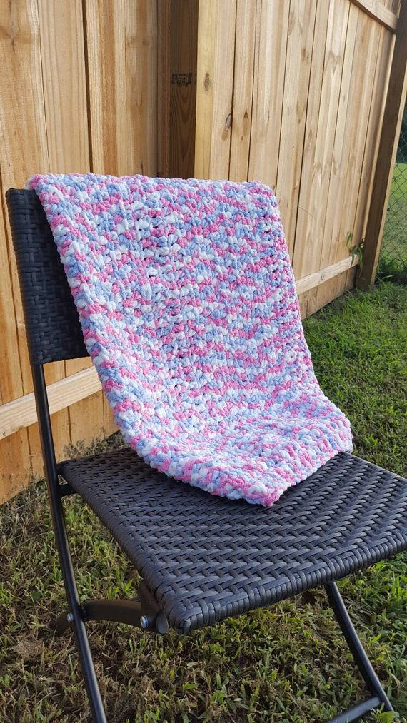 Check out this item in my Etsy shop https://www.etsy.com/listing/460991904/baby-girl-blanket-crochet-soft-bernat