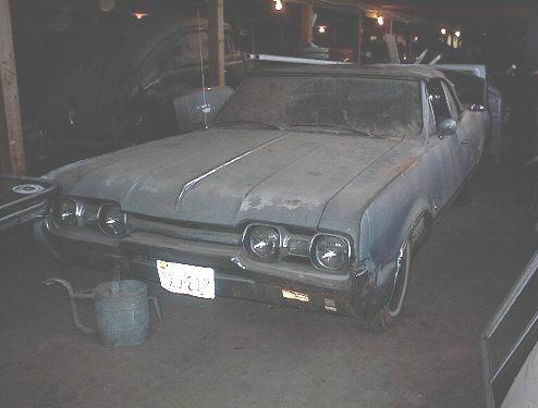 1967 oldsmobile