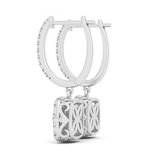 STYLE# 41000-1/2 - Halo - Earrings