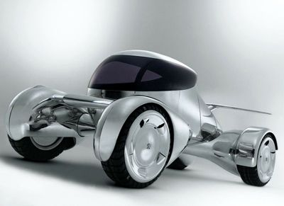 2001 Peugeot Moonster concept
