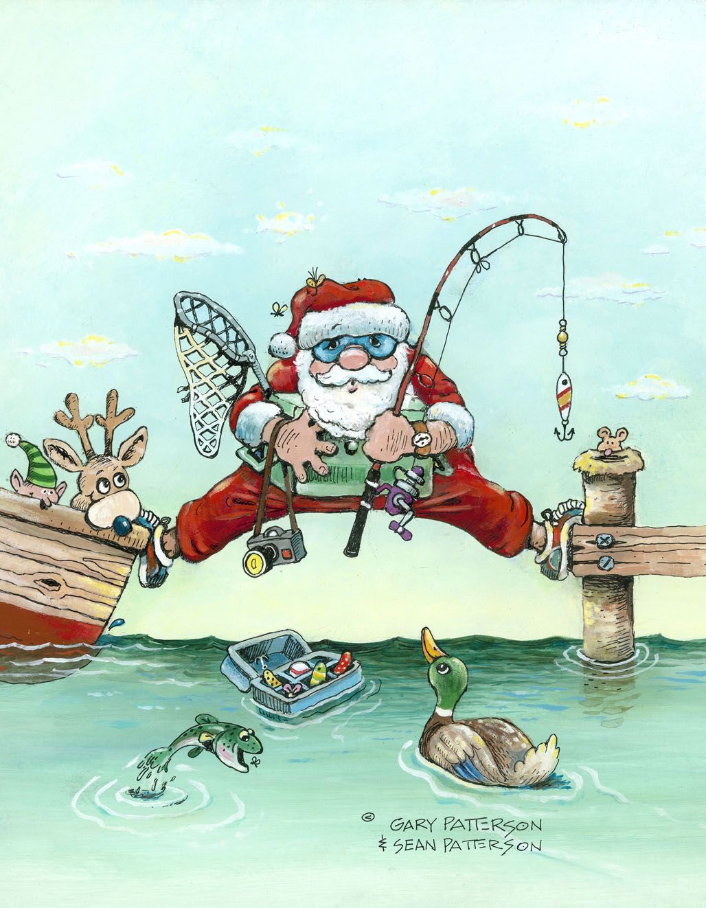 Gary Patterson and Sean Patterson | Christmas | Pinterest ...