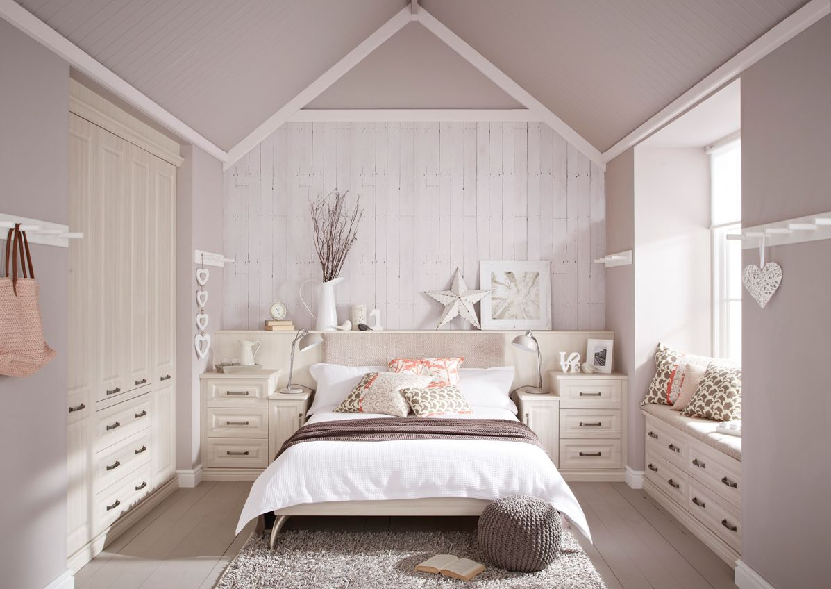 Bosworth Bedroom Design In White Avola ~ Creating A Calming And Unique Classic Bedroom Designs Design Decoration