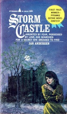 gothic mystery - Google Search jan andersen storm castle