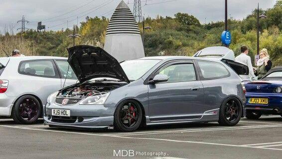 Ep3 Honda Civic Type R Civic Hatchback Honda Civic Si