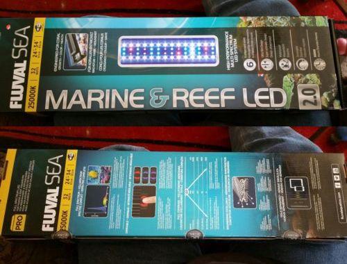 Lighting and bulbs 46314 fluval sea marine and reef 20 led strip lighting and bulbs 46314 fluval sea marine and reef 20 led strip light 32 aloadofball Image collections