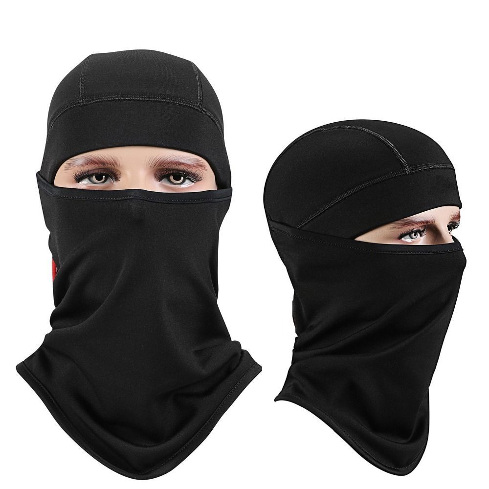 Balaclava Ski Face Mask Polyester Fleece for Women Men Kids Tactical  Balaclava Hood for Motorcycle Snowboard Cycling Outdoors in 4b15a0337