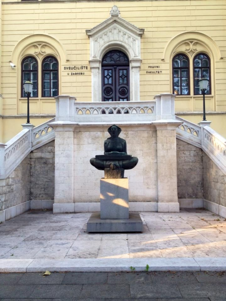 Ivan Mestrovic S Povijest Hrvata Or History Of The Croats In