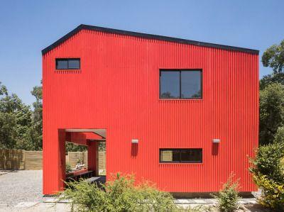 Best Dezeen Metal Building Homes Metal Buildings Building A 400 x 300