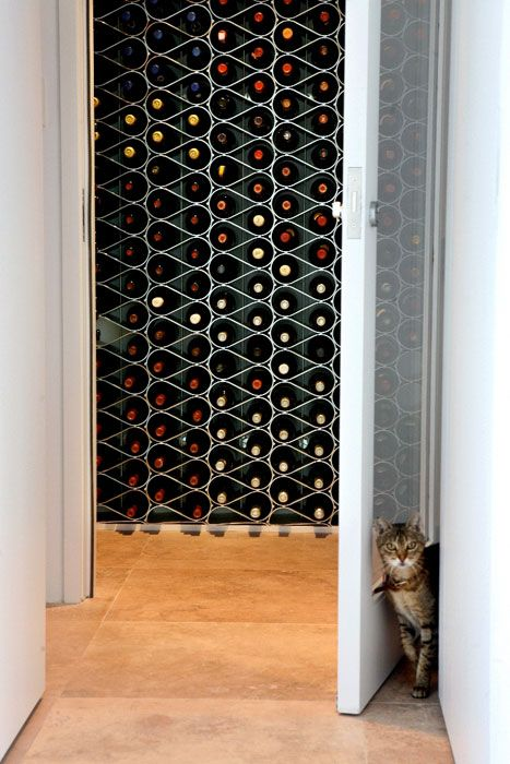"""Architectural"" wine rack by Echelon wine / vinho / vino mxm"