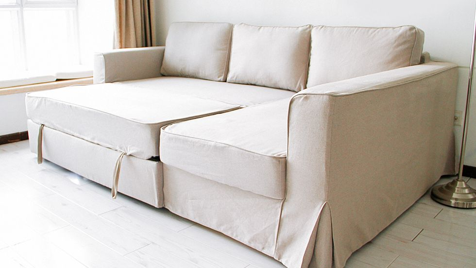 Sofa Bed Slipcover Ikea In 2020 Ikea Sofa Covers Ikea Sectional Sofa Sectional Sofa