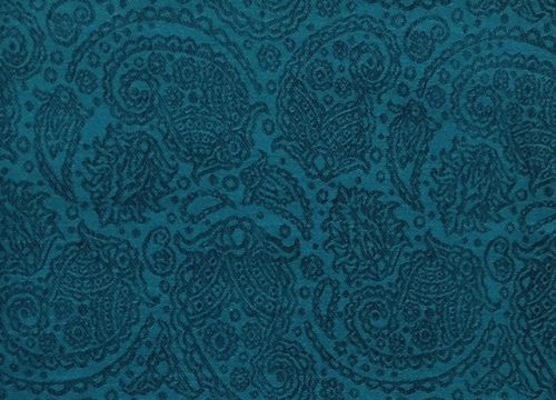 "The most luxurious wrap from Ellevill in 50 % silk and 50 % organic cotton. Two colored in blue/teal and black. So supersoft!Paisley pattern is a droplet-shaped vegetable motif of Indian and Persian origin, similar to half of the Yin yang symbol. The pattern is sometimes called ""Persian pickles"" by American traditionalists, especially quiltmakersas far back as 1888.In Sanskrit the design is known as mankolam and has long been used in India. It resembles a mango and has sometimes been…"