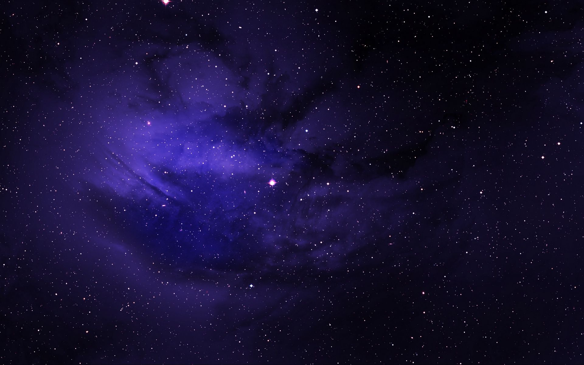 dark space wallpaper hd