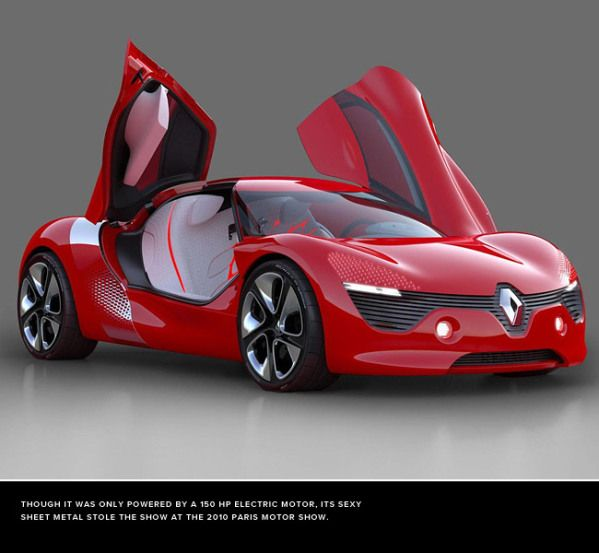 Cool Cars From The Future  my likes  Pinterest  Cars French