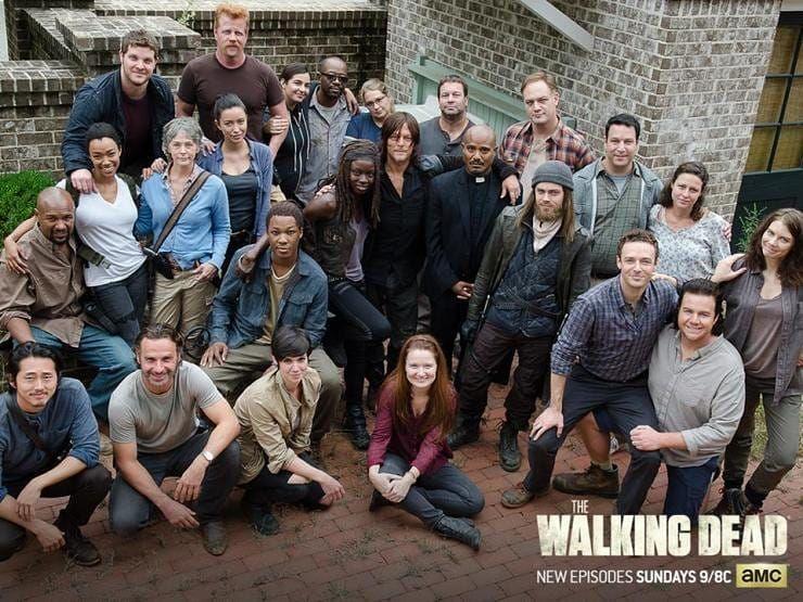 The Walking Dead Fanpage On Instagram Walkingdead Amcthewalkingdead Twd Normanreedus Twdfami Walking Dead Cast Walking Dead Season Walking Dead Season 6