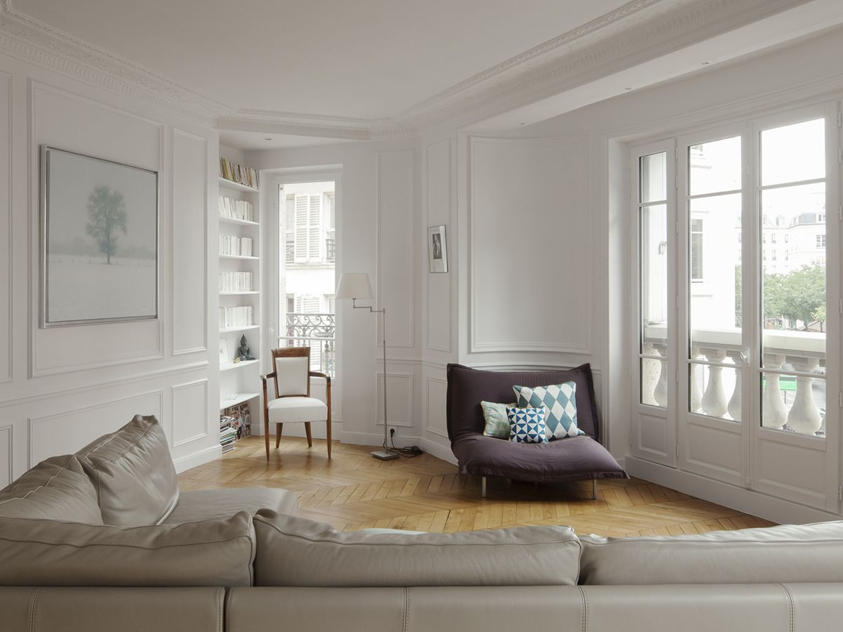 Nuovo classico a Parigi Idee per appartamenti