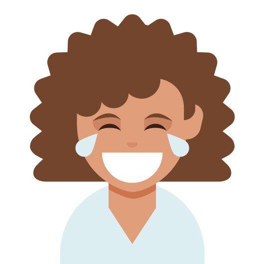 Finally The Dark Skin Curly Hair Emoji You Ve Been Waiting For Are Here Curly Hair Styles Dark Skin Skin Tones