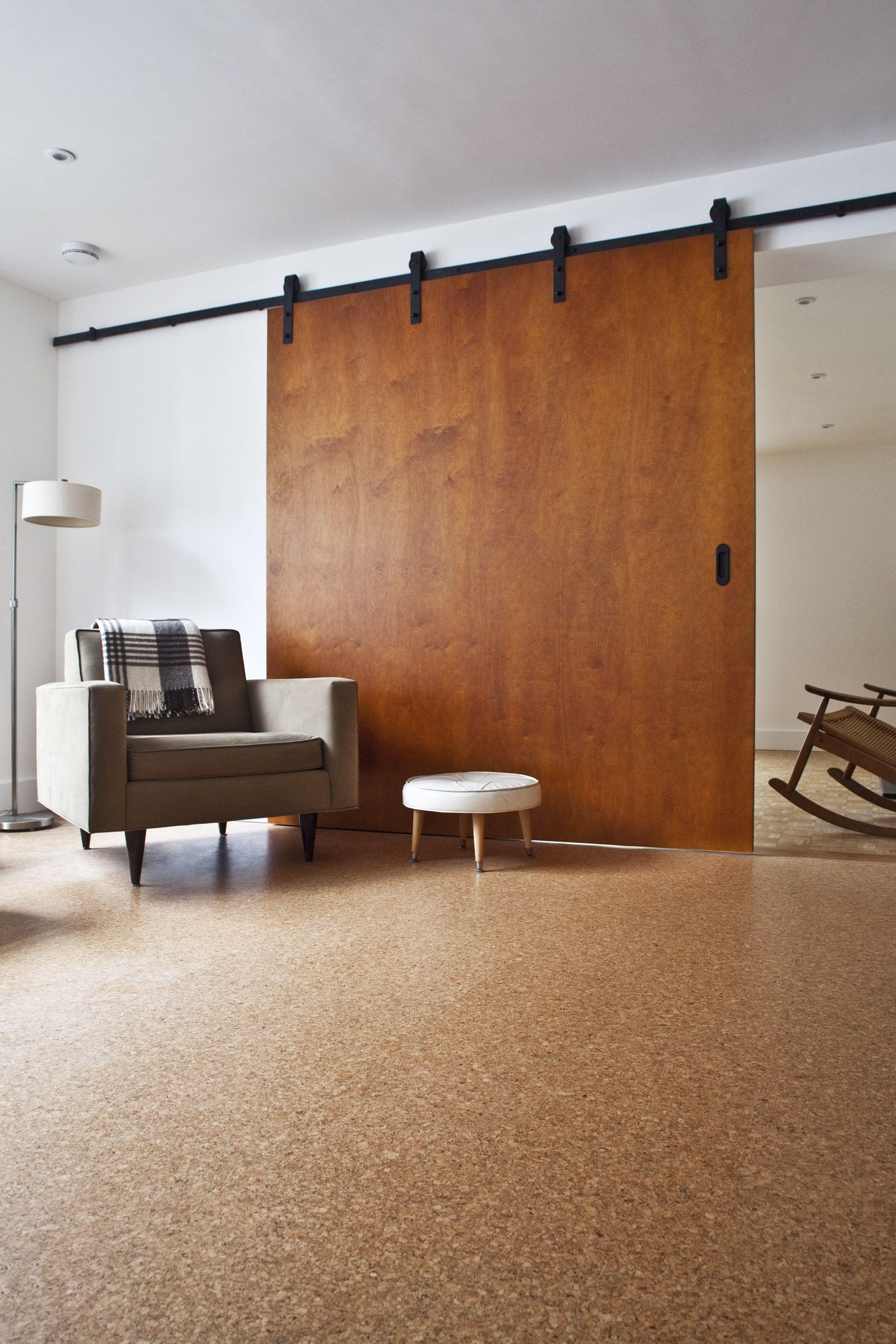 Large Barnyard Door Cork Flooring Kitchen Beach House Flooring Cork Flooring