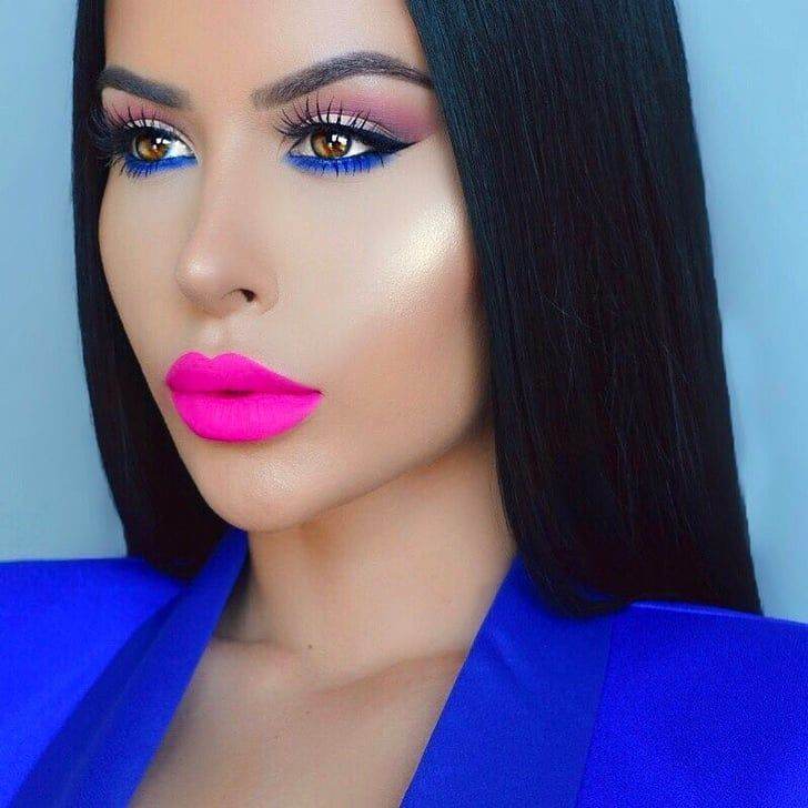 Blue Liner Is the Cool Summer Trend Taking Over Instagram