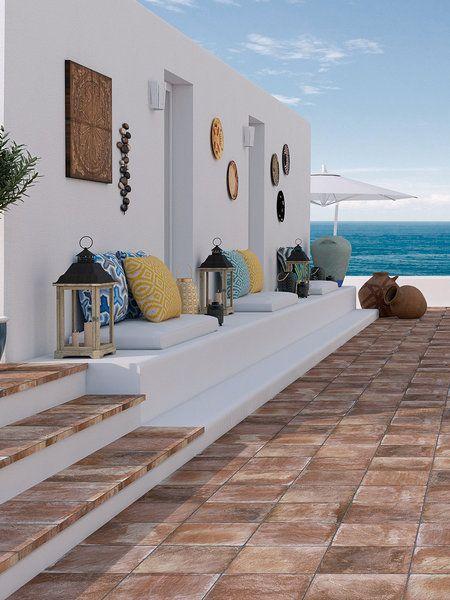 Sabes Ya Como Renovar La Terraza Casas De Ensueno Exteriores De Casas Casas De Playa