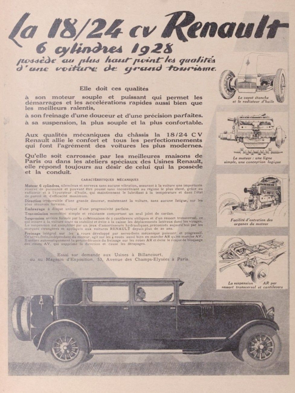 Renault 1928 Classic Cars Cars Vintage Cars
