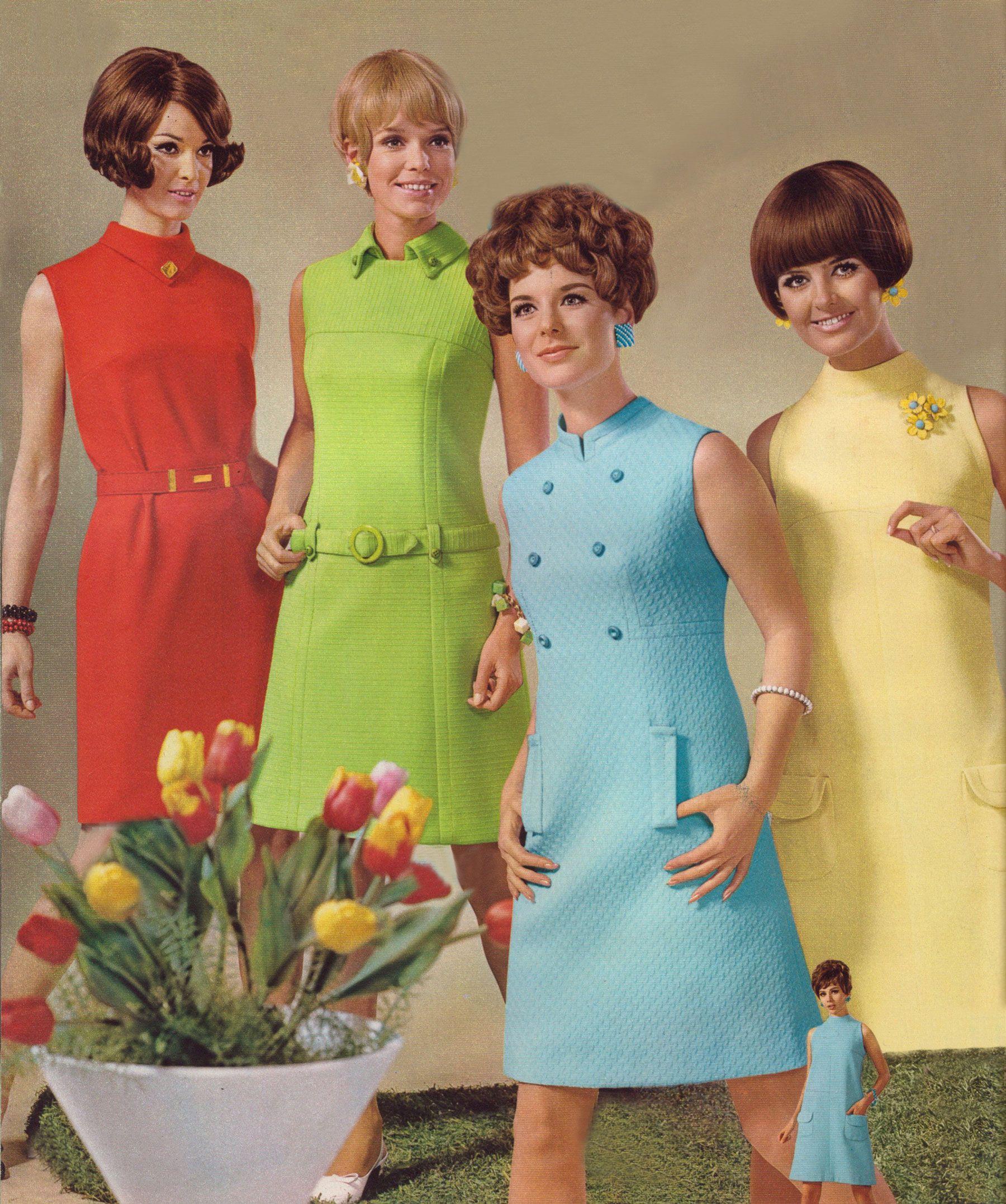 1967-1968 | Vanity | Pinterest