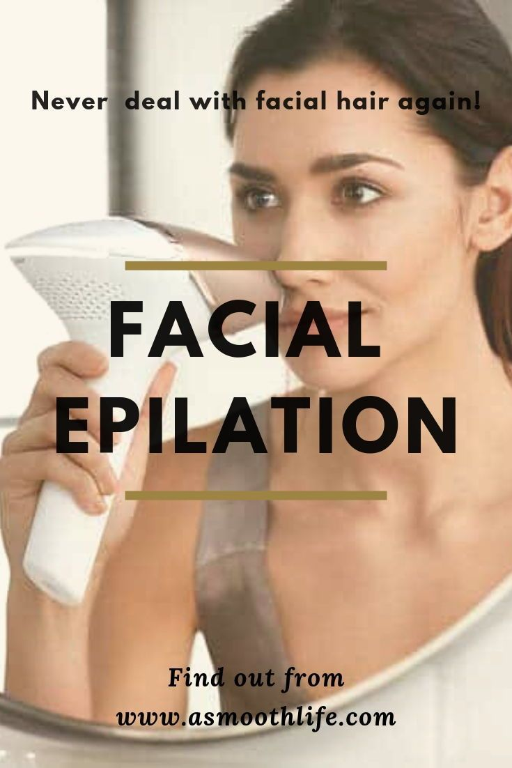 How To Get Rid Of Facial Hair? Find Out Different Methods