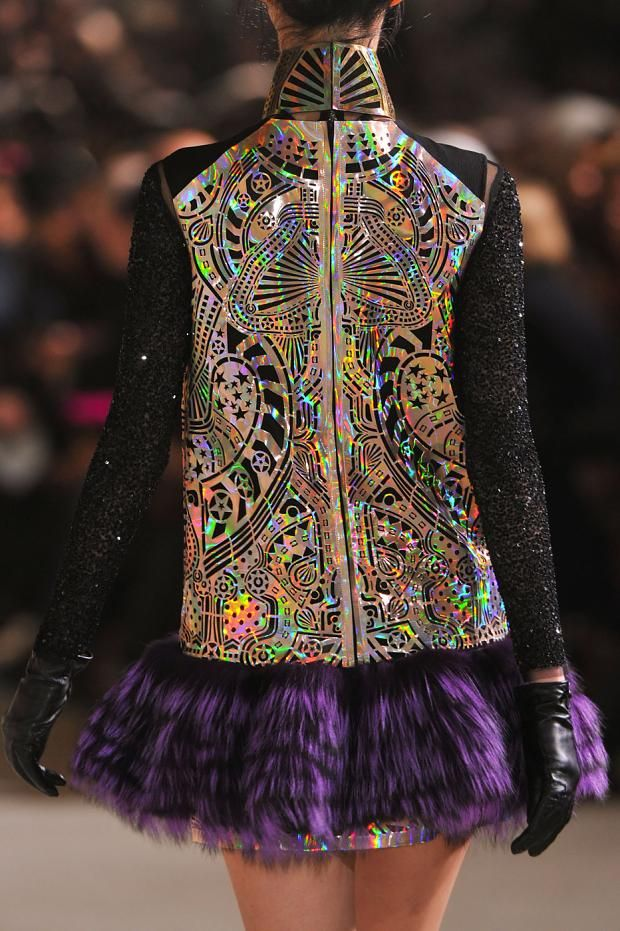 Manish Arora. Amazing!