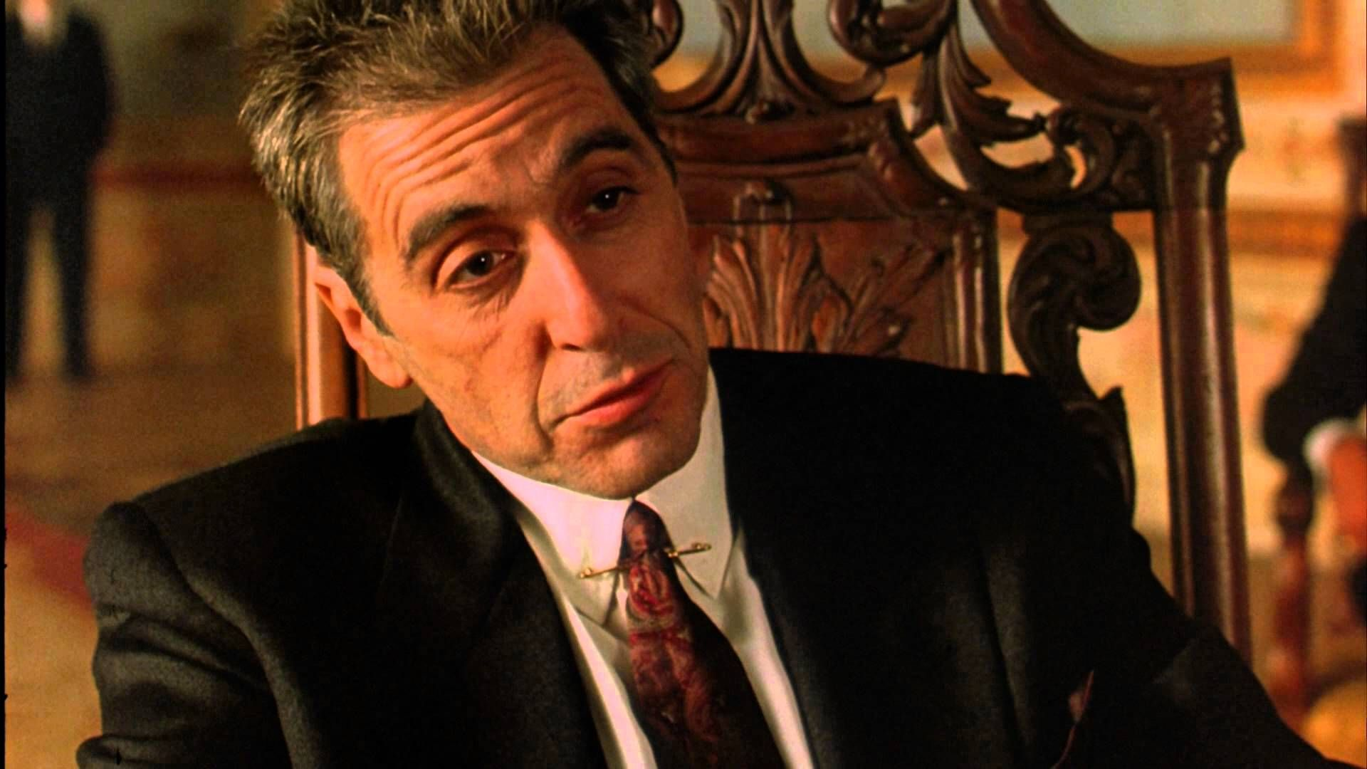 The Godfather Part III - Trailer | Movie Scenes & Their Music ...