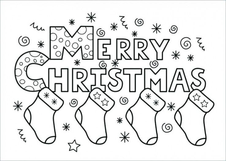 Christmas Colouring Pages For Preschoolers Graphic Printable Christmas Coloring Pages Christmas Coloring Printables Merry Christmas Coloring Pages