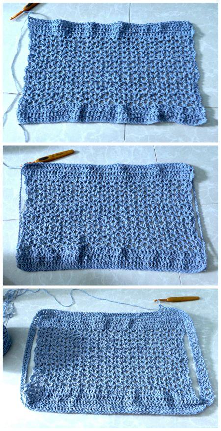 how to crochet circle vest | Crochet | Pinterest | Diseño, Patrones ...