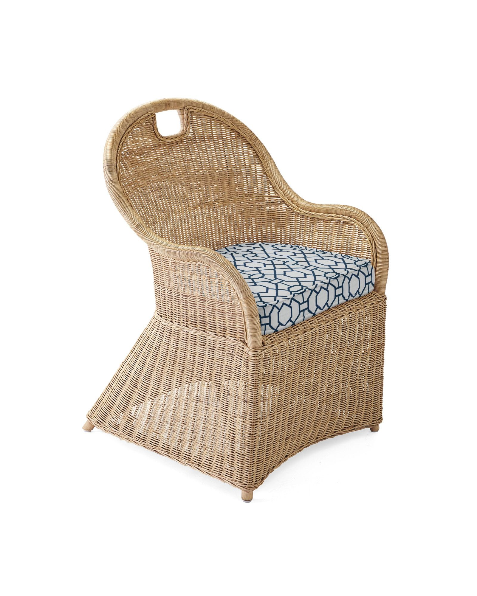 Shore Dining Chair | Dining chair cushions, Dining chairs ...