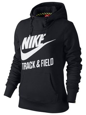 Nike Track & Field Hoodie | Track and field, Athletic