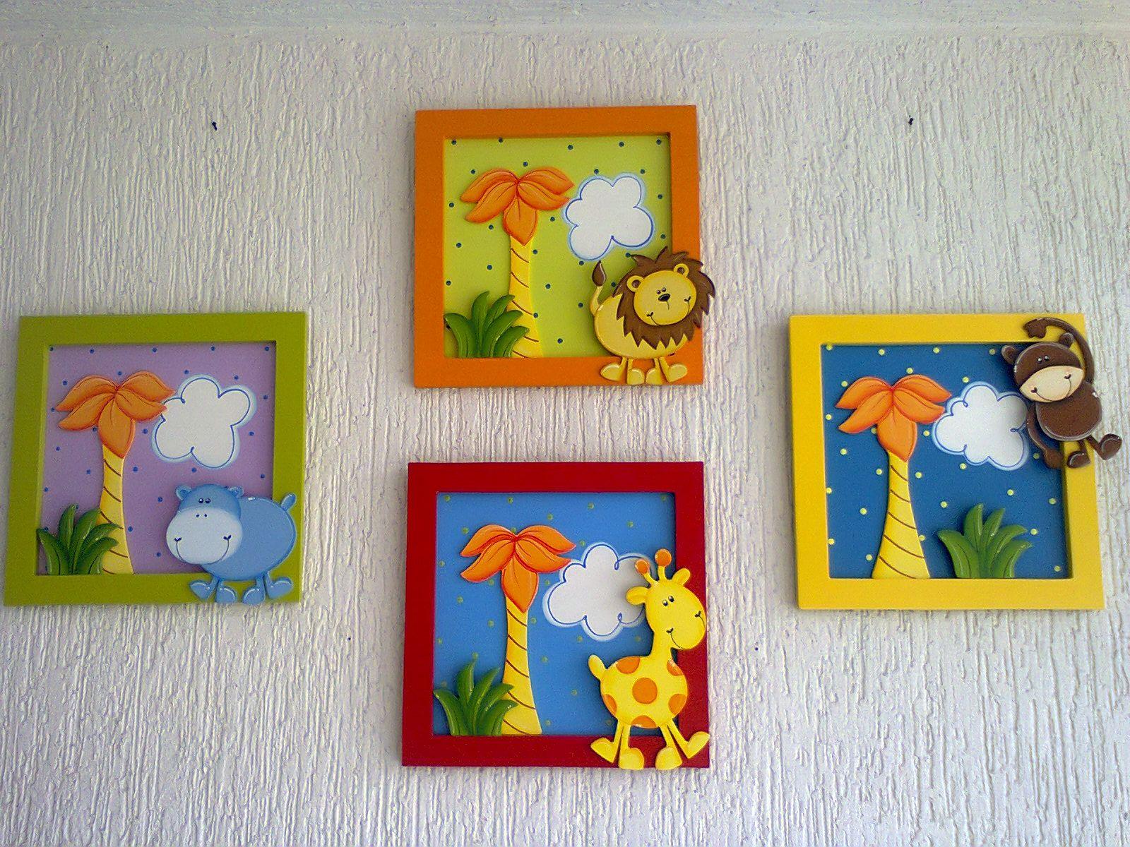 Pin Do A Laura Gonz Lez Em Country Pinterest Mdf Artes Em Eva  -> Decoracao Sala De Artes
