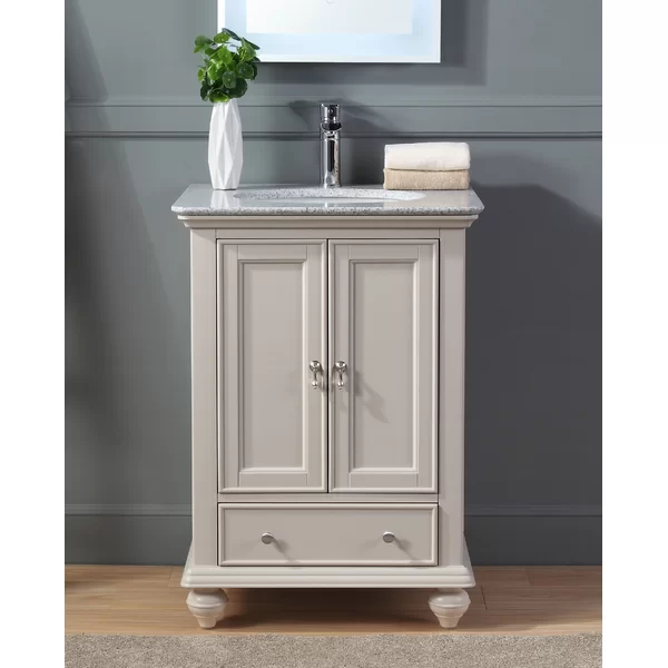 Knutson 25 Single Bathroom Vanity Set With Images Single Bathroom Vanity Vanity Set Bathroom Vanity