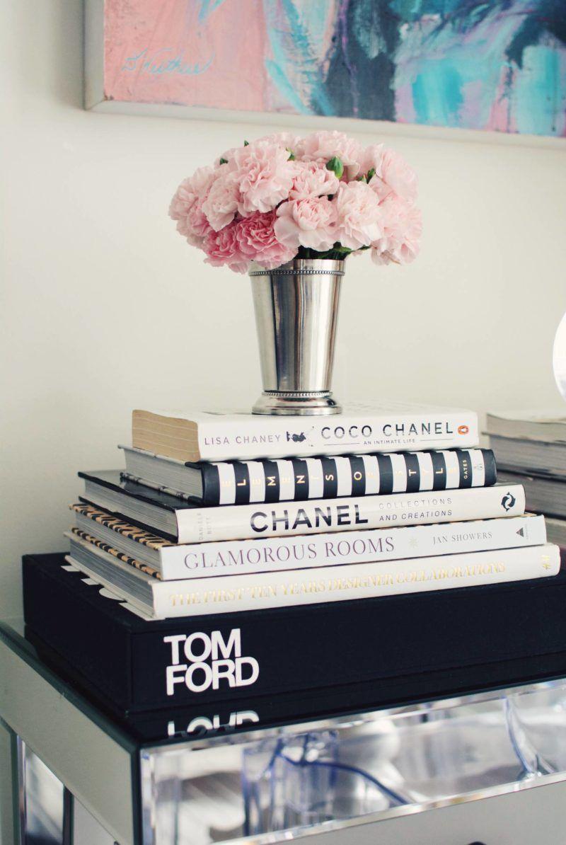 Designer Coffee Table Books Decor