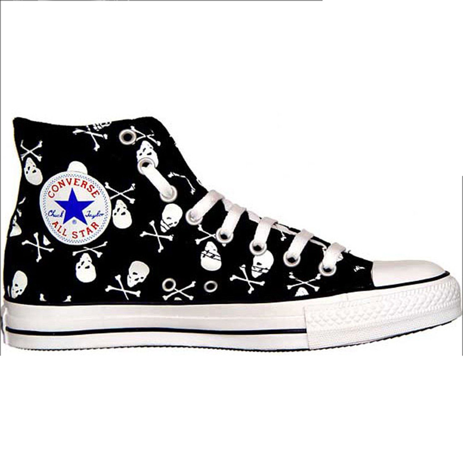 Taylor All Bones Modèle Star Chuck Converse 1q458 Crossed Chucks gw7x6qR5q