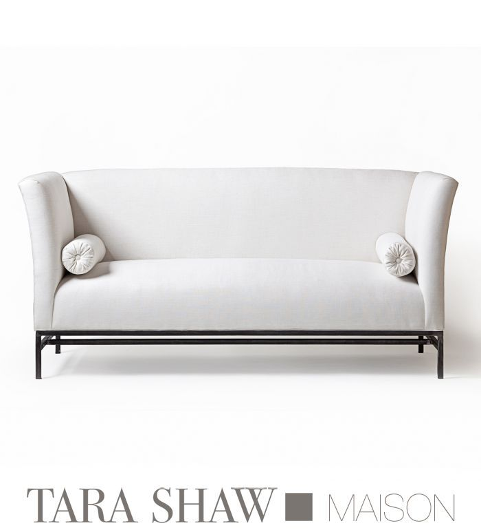 Not only is our Shelter Sofa chic...it is made in New Orleans ...