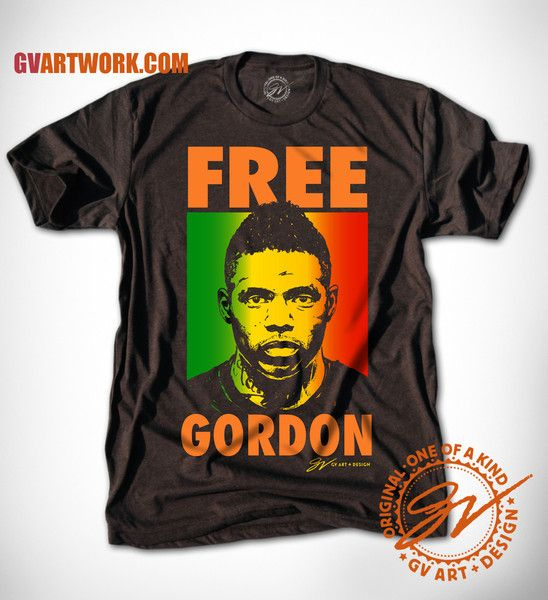 josh gordon jersey t shirt
