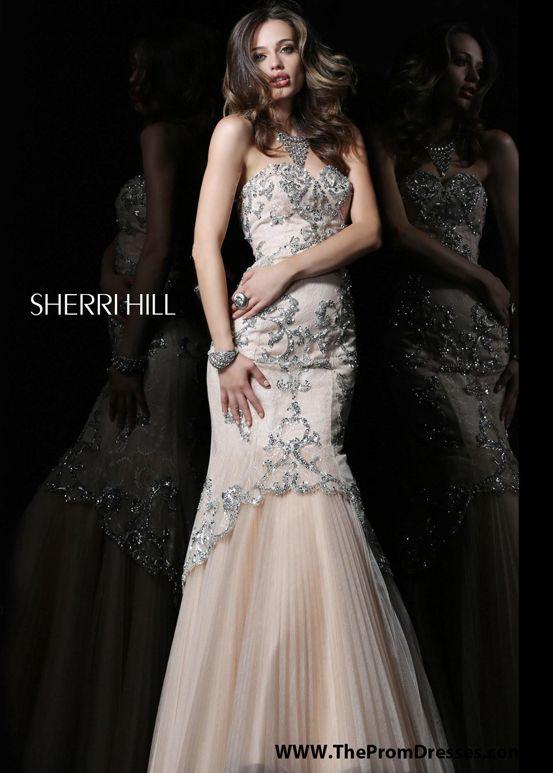 Sherri Hill 21058 :: Art Deco 1920\'s Great Gatsby Wedding Dress ...