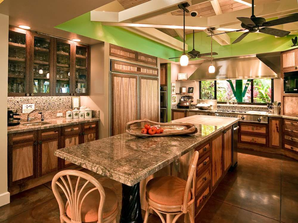 Charming Portofino Granite For Unique Kitchen Countertops Ideas Glamorous Unique Kitchen Countertops Design Inspiration