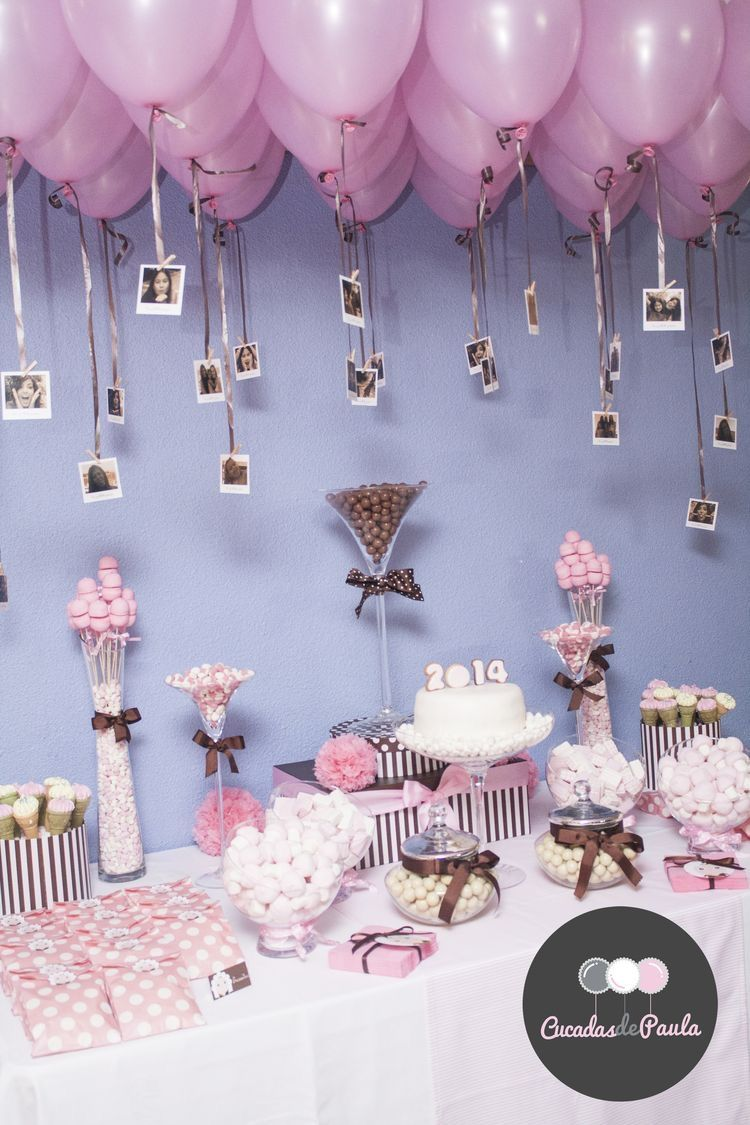 Pin By Nour On Wedding And Party Ideas 18th Birthday Party Birthday Decorations Party Decorations