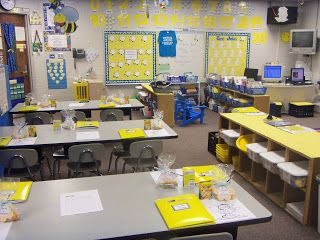 Mrs Boyers Busy Bees Classroom Tour