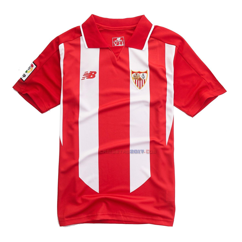 Camiseta Tailandia Sevilla 2015 2016 Segunda Sports Jersey Sports Sevilla