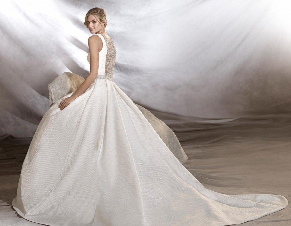 Olmedo Pronovias Wedding Dress Northern Ireland My Wedding Olmedo