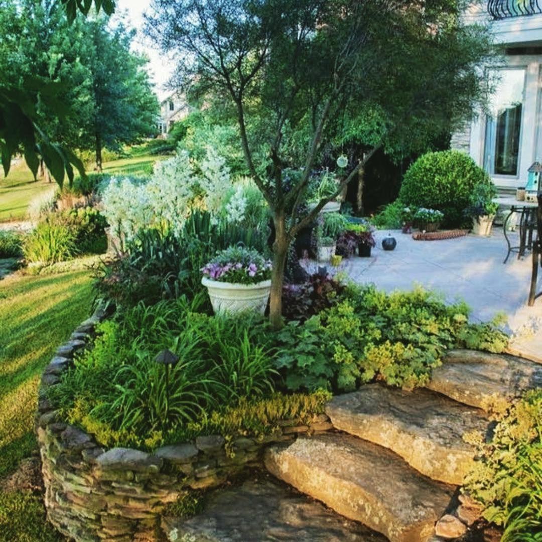 Simple Terrace Garden: Épinglé Par MyInteriorDecorator.com Sur Gardening