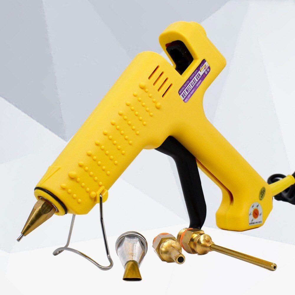 High Power Industrial Grade Hot Glue Gun 200W With 11mm glue sticks