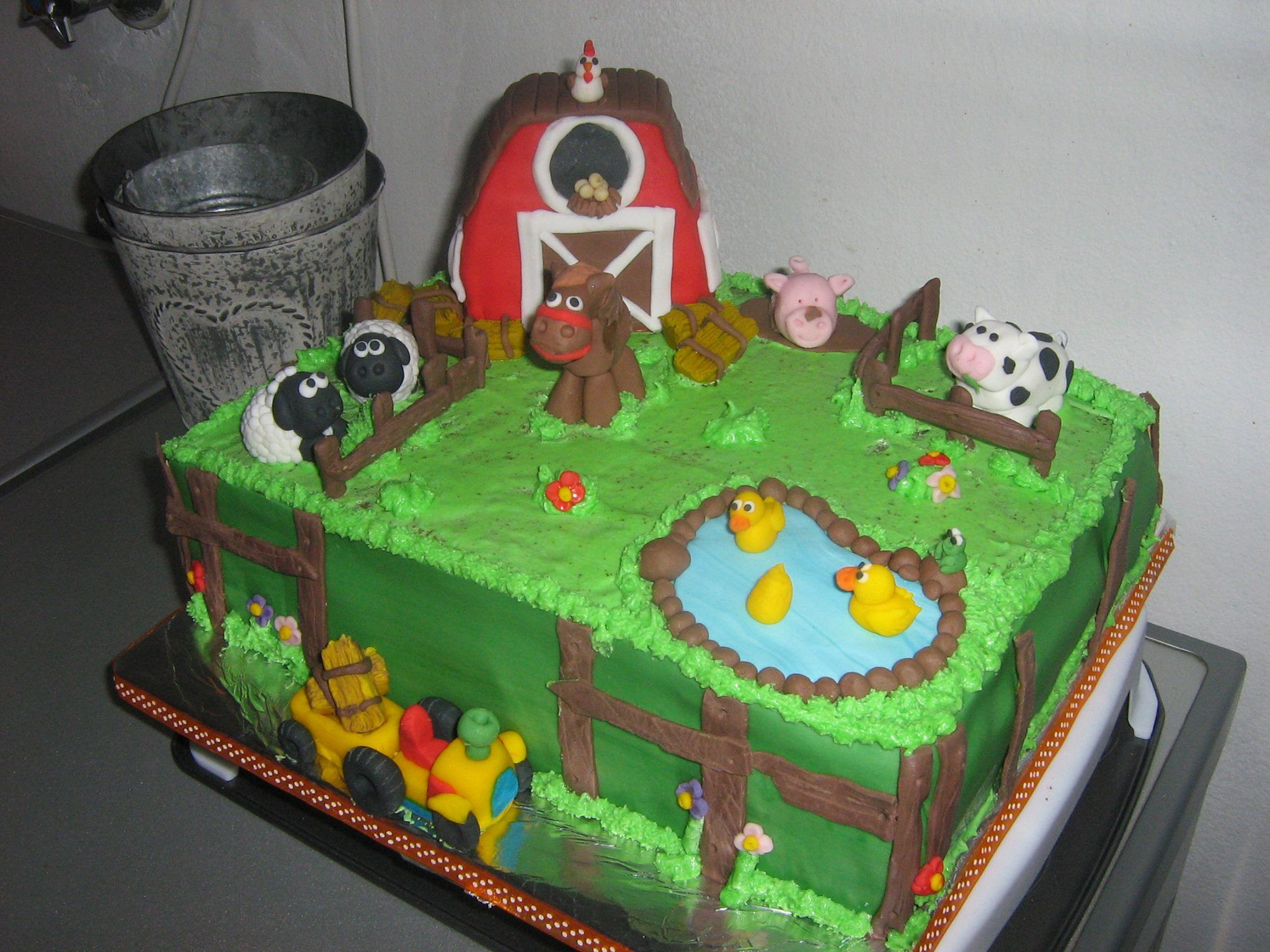 I Made This For My Nephews 2nd Birthday