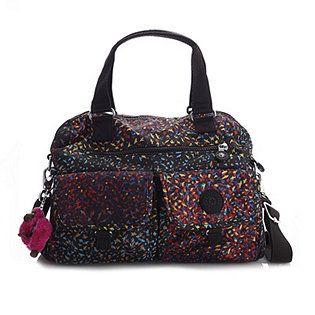 Kipling Alban Handbag with Removable Shoulder Strap