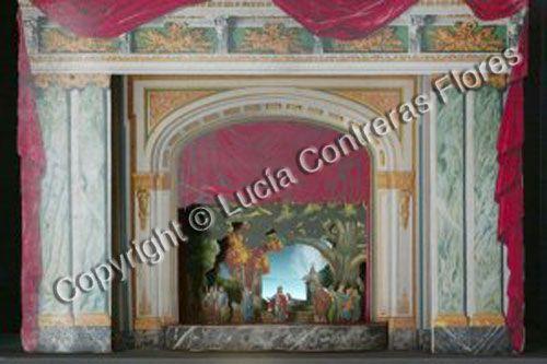 TEATRO DE LOS NIÑOS: MODELO Hcollection of Lucia Flores.     http://www.teatritos.com/